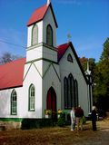 Mt Airy Episcopal church