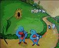 Bluebird ukes and sheepgt