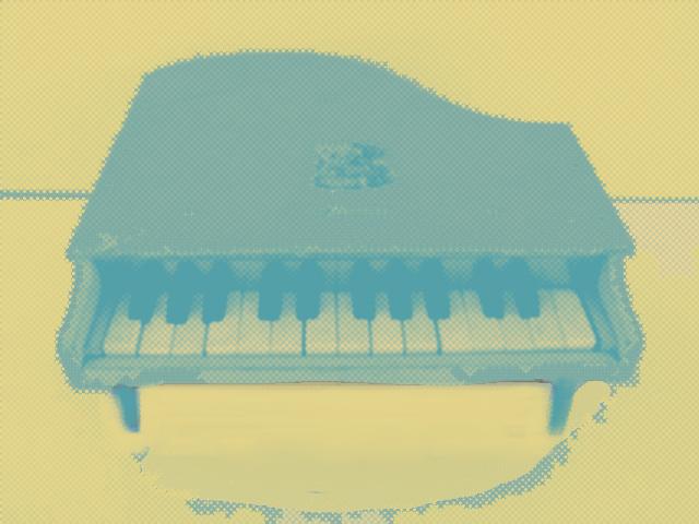 Nana's piano