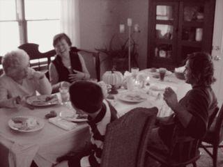 Nana thanksgiving